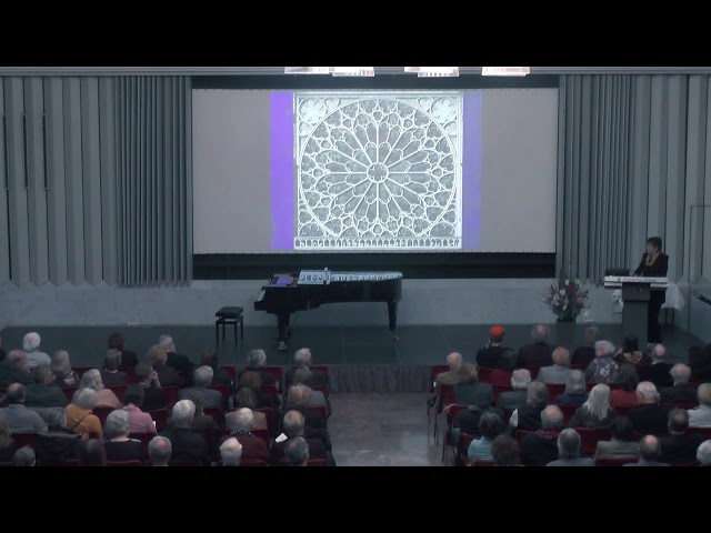 Video: Vortrag Dombaumeisterin a.D. Prof. Dr. Barbara Schock-Werner