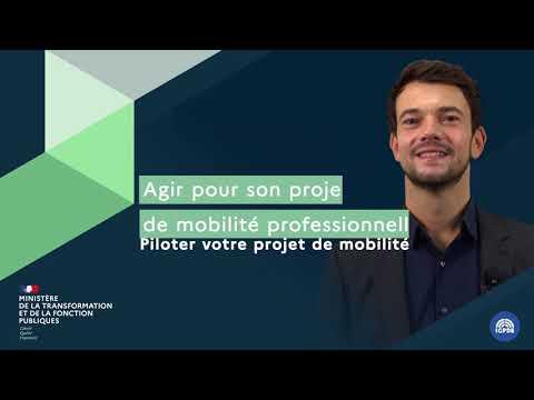 Video Piloter votre projet de mobilité