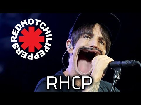 Dani California but it's a complete mess | RHCP