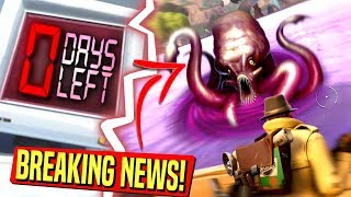 *BREAKING NEWS* MONSTER JUST CAME OUT OF LOOT LAKE HOURS AFTER CUBE EVENT! CUBE EVENT UPDATE!: BR
