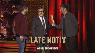 LATE MOTIV   Monólogo De Andreu Buenafuente... Y Amigos | #LateMotivNavidad
