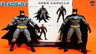 BATMAN Dc Collectibles *greg Capullo* Review Español ElCrisMic