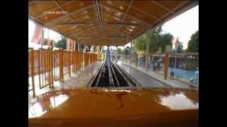 preview picture of video 'Boomerang - Prater Park, Vienna'