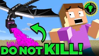 Game Theory: Minecraft, Do NOT Kill The Ender Dragon!