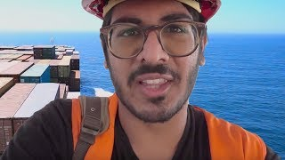CARGO/CONTAINER SHIP TRAVEL- WHAT IS IT LIKE?