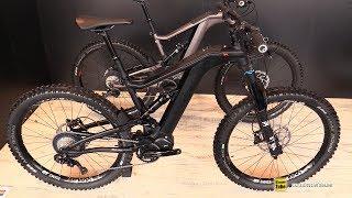 92c50269b58 2019 Bh Bicycles X-tep Lynx 5.5 Pro Se Electric Mountain Bike - Walkaround -