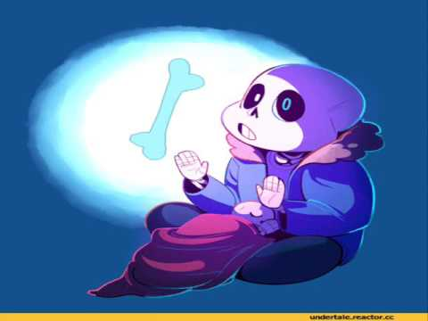 Я словно Монстр UnderTale Sans (OLD)
