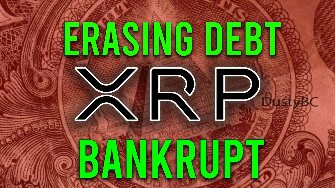 Ripple XRP News: Fed Reserve, XRP New World Currency At $10k Per Coin, Bankrupt US Will Erase Debt!