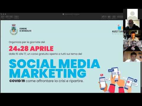 Corso Social Media Marketing #PARTE1 24/04/2020