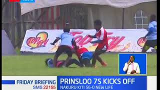 Prinsloo 7s set to kick off