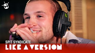 Spit Syndicate perform 'Amazing' live on triple j