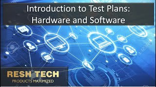 Introduction to Test Plans
