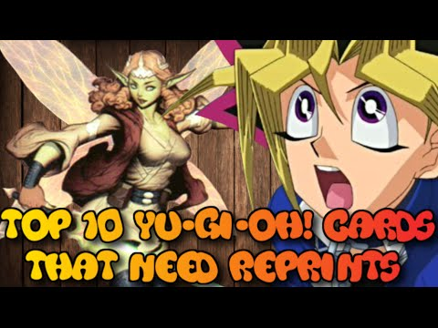 Top 10 Yu-Gi-Oh! Cards That Need Reprints For The July 16, 2015 Format