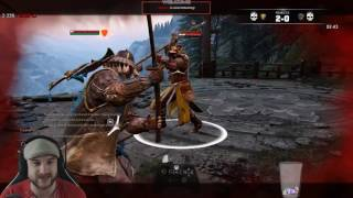For Honor – 2V2's with Kensei - WIFF PUNISHES!