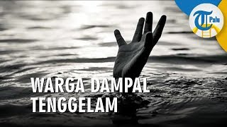 Warga Dampal Utara Dikabarkan HIlang di Selat Makassar
