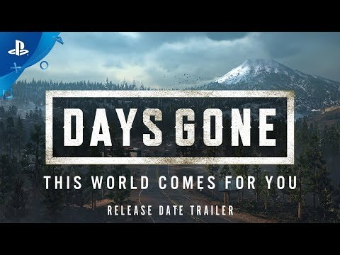 Days Gone – E3 2018 This World Comes For You | PS4 thumbnail