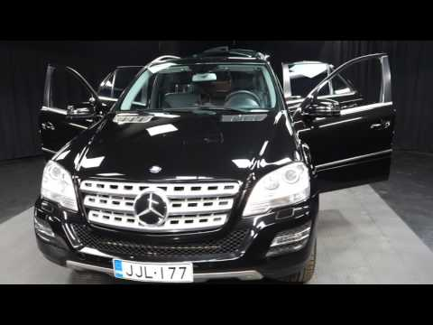 Mercedes-Benz ML 350 CDI BE 4Matic, Maastoauto, Automaatti, Diesel, Neliveto, JJL-177
