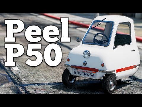 The World's Smallest Car Is Perfect For GTA V