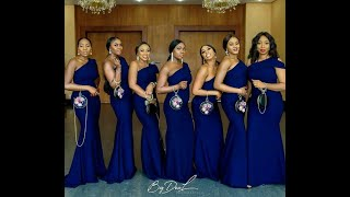 African Bridesmaid Dresses 2019, Vol 4 #Super Cute Styles.