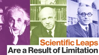How Einstein, Heisenberg and Gödel Used Constraints to Rethink the Universe, with Janna Levin