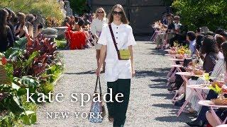 New York Fashion Week Spring 2020 Runway Show | Kate Spade New York