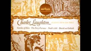 Noah's Ark read by Charles Laughton