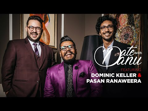 Date with Danu featuring Dominic Keller and Pasan Ranaweera