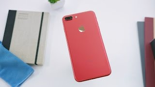 New RED iPhone 7 Unboxing!