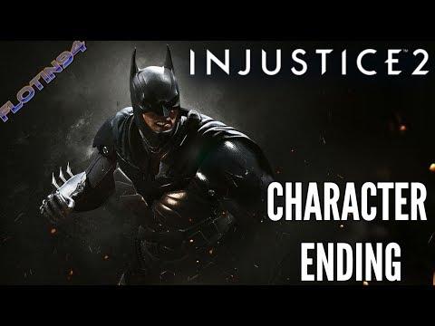 Injustice 2 | Batman Character Ending |CZ/SK|