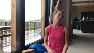 Video Testimonial Ardennes Wkd Retreat 2019 / Jessica O'Flynn / Ierland