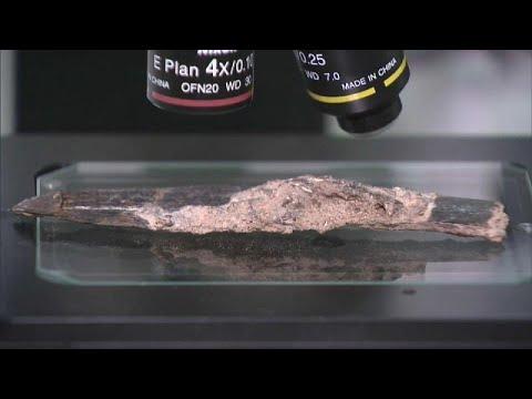 العرب اليوم - شاهد: العثور على سكين يعود تاريخه إلى 90 ألف عام في المغرب