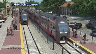 Trump Administration Approves $650 Million For Caltrain Electrification