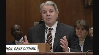 GAO: Comptroller General Testifies to U.S. Senate on GAO's 2017 Duplication Report