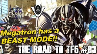 megatron a knight in transformers 5 most popular videos