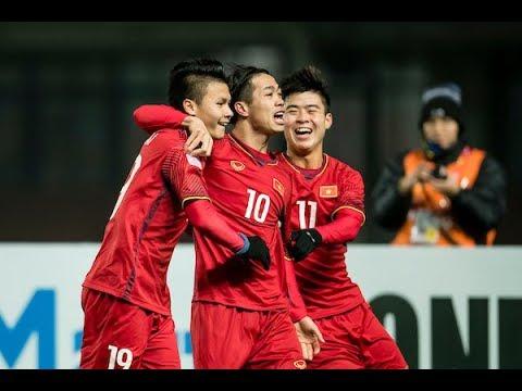 Iraq 3-3 Vietnam (AFC U23 Championship 2018: Quart...