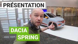 Dacia Spring : le SUV électrique LOW COST que tout le monde attend