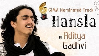 Hansla (2015) - Gujarati Folk Video Song by Aditya Gadhvi | Indian Folk Music