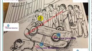 Picture of Accident Scene Perception in PPDT & TAT# Story Writing # Sample Story # Narration