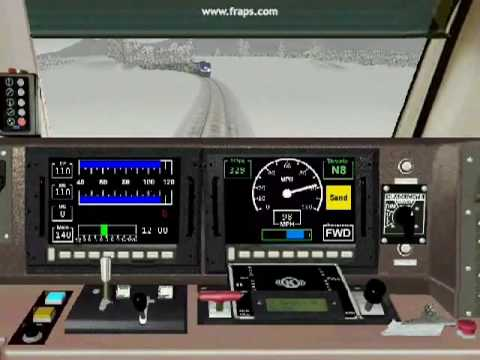 Microsoft Train Simulator Train Wrecks Part 17 Mp3