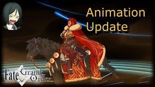 Iskandar  - (Fate/Grand Order) - Iskandar Animation Update + Noble Phantasm [FGO]