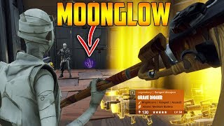 UNDERCOVER EXPOSING SCAMMERS #2 Scammer has MOONGLOW  - Fortnite Save The World