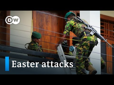 Sri Lanka police arrest suspects in Easter bomb attacks | DW News