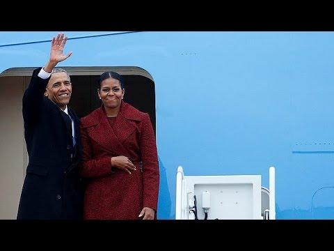 To αντίο του Μπαράκ Ομπάμα!