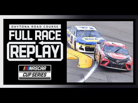NASCAR 2021 デイトナ・ロードコース レースをフルで見ることができるレース動画