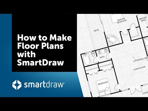 How to Make Floor Plans with SmartDraw's Floor Plan Creator and Designer