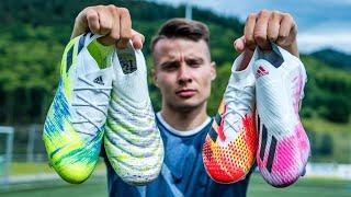 Welcher Adidas Fußballschuh eignet sich für welche Position?!