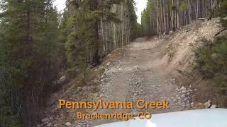 Pennsylvania Creek - Breckenridge, CO