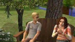 Because of You - Kelly Clarkson - The Sims 2
