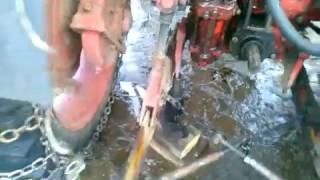 ремонт КПП трактора т 25 керосиновый ремонт