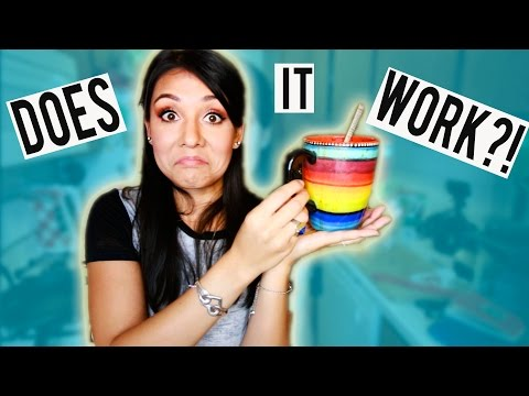 "Video TESTING QUICK ""MEAL IN A MUG"" RECIPES! Does it work?! - #TastyTuesday"